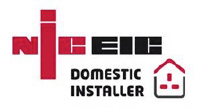 Registration with either the NICEIC Domestic Installer Scheme